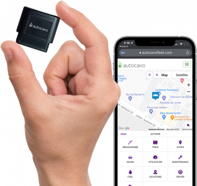 Tiny GPS Tracker